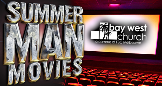12 Summer Man Movies - BW