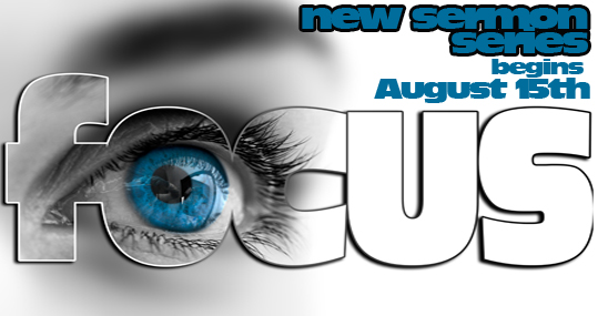 FOCUS sermon series flash banner